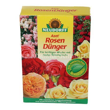rosend nger azet rein organisch neudorff rosen. Black Bedroom Furniture Sets. Home Design Ideas