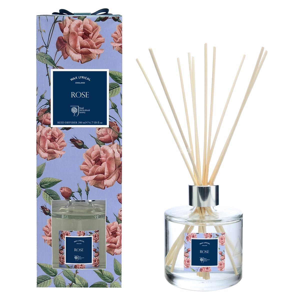 Wax Lyrical - Reed Diffuser 100ml 'Classic Rose'