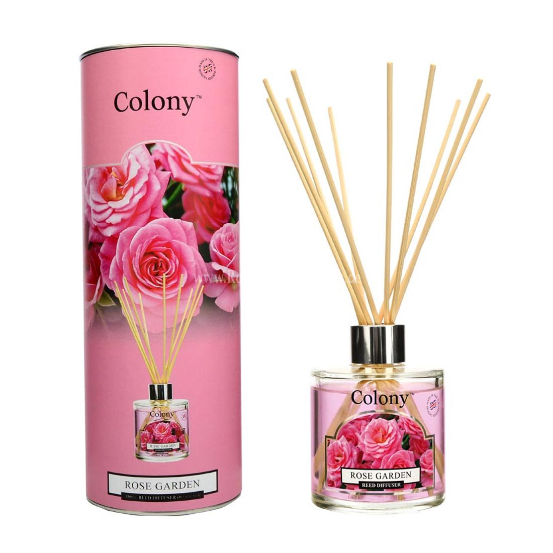 Colony - Rose Garden - Reed Diffusor 180ml